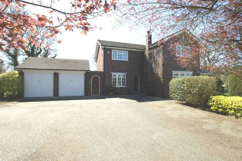 3 Bedrooms Detached House for sale in Pinfold Lane, Northop Hall, Flintshire, CH7 6HE.