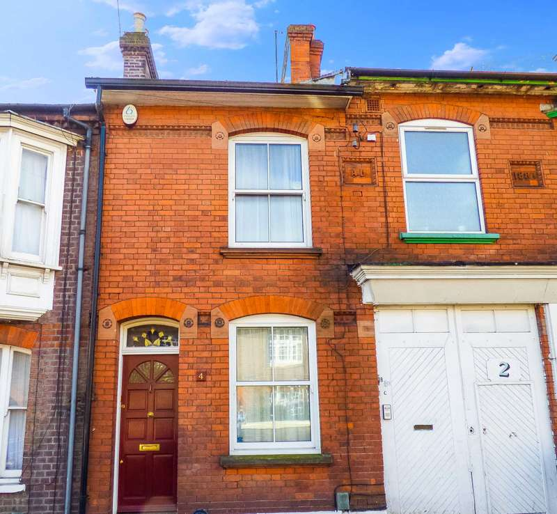2 Bedrooms Terraced House for sale in Hibbert Street, Luton