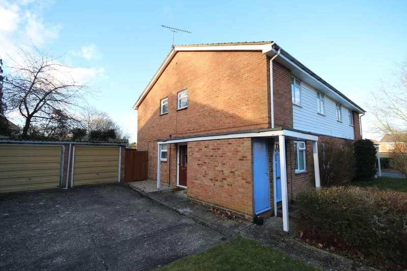 2 Bedrooms Maisonette Flat for sale in Madingley, Bracknell