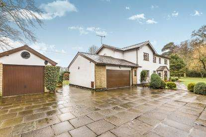 4 Bedrooms Detached House for sale in Lindle Lane, Hutton, Preston, Lancashire, PR4