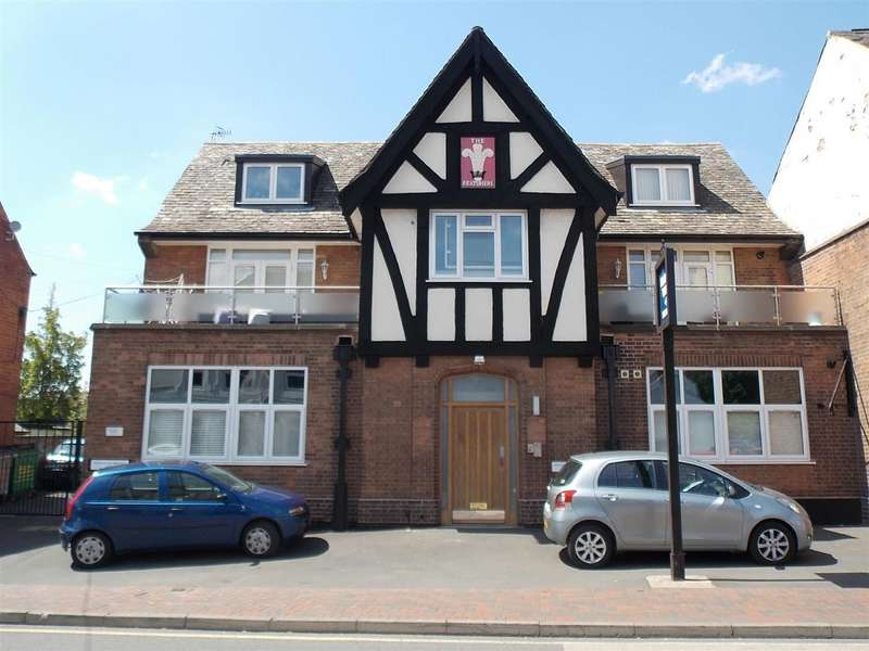 2 Bedrooms Apartment Flat for sale in The Feathers, Church Street, Stapleford