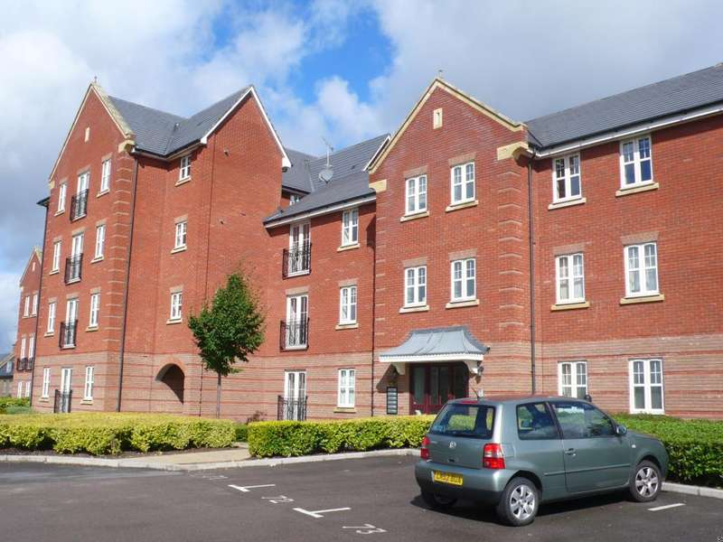 2 Bedrooms Flat for sale in Shillingford Close, Mill Hill East, London, NW7