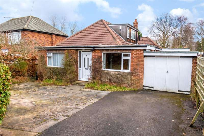 5 Bedrooms Detached Bungalow for sale in Heathfield, Adel, LS16