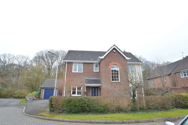 4 Bedrooms Detached House for rent in Sir Galahad Road, Chandler's Ford