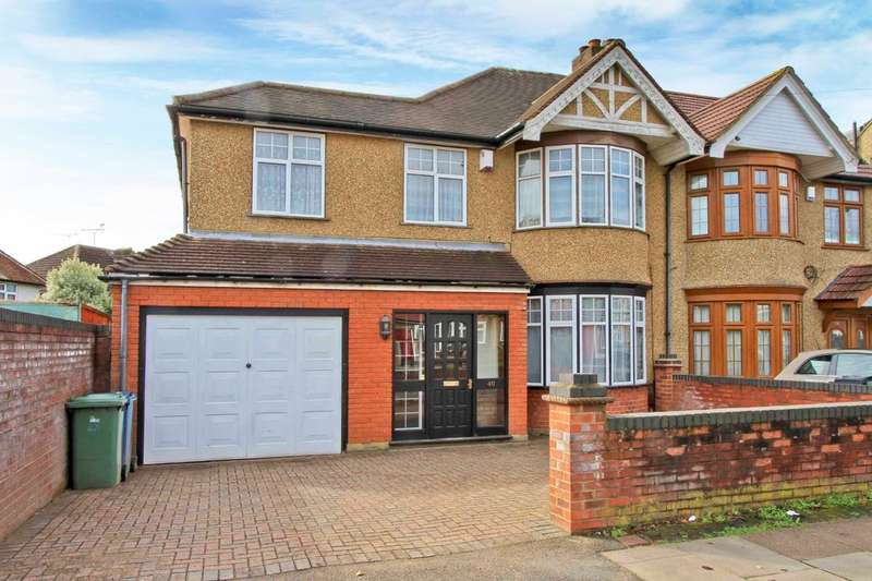 4 Bedrooms Semi Detached House for sale in College Avenue, Harrow