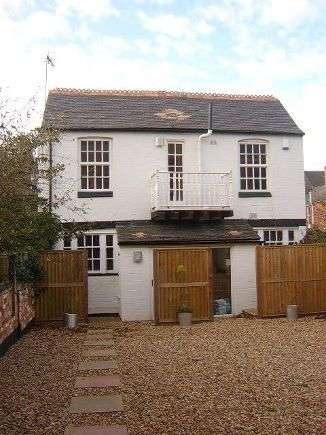 2 Bedrooms Detached House for sale in The Garden House, Central Avenue, Leicester