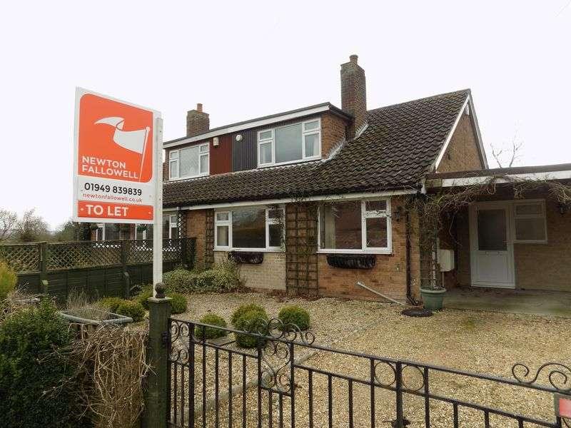 3 Bedrooms Property for rent in Plungar Road, Granby
