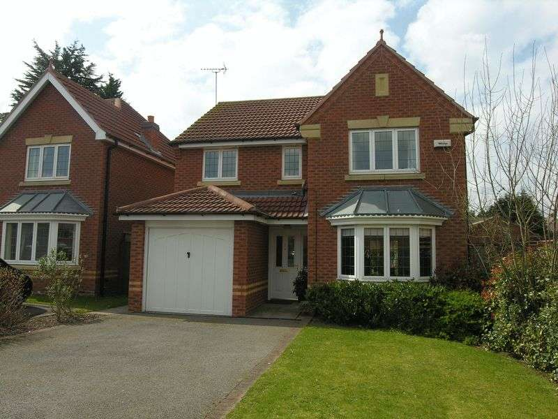 4 Bedrooms Property for rent in Henson Close, Radcliffe-On-Trent, Not...
