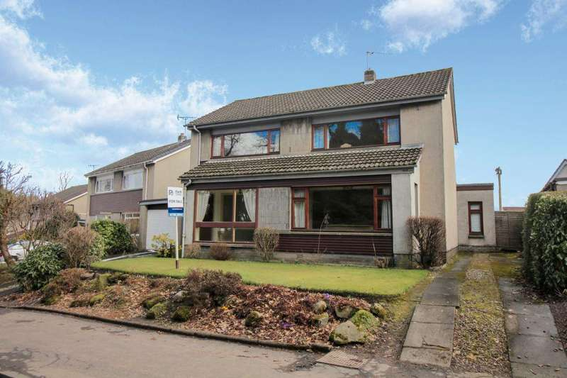 4 Bedrooms Detached House for sale in Polmaise Road, Stirling, FK7 9JH