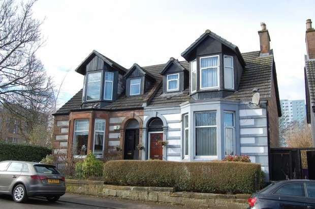 4 Bedrooms Semi Detached House for sale in Maryland Drive, Craigton, G52