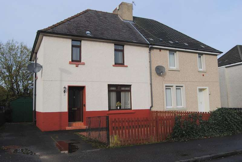 3 Bedrooms Semi-detached Villa House for sale in Park Drive, Wishaw ML2