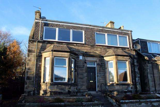 1 Bedroom Flat for sale in Elliot Street, Dunfermline, KY11