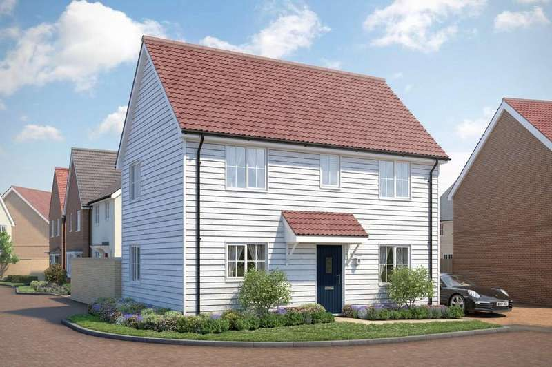 3 Bedrooms Detached House for sale in The Village Square