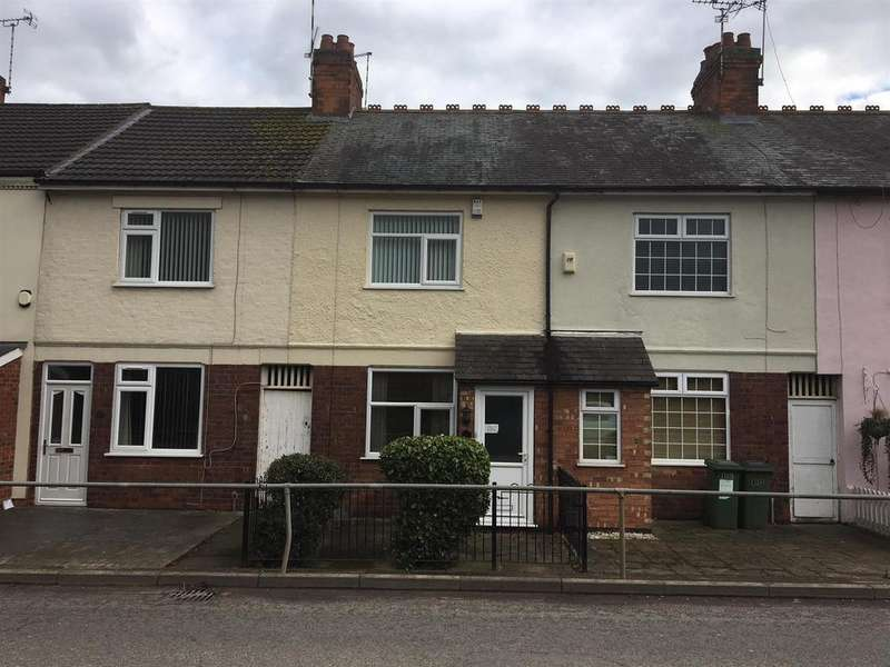 2 Bedrooms Terraced House for rent in Cambridge Road, Whetstone, Leicester