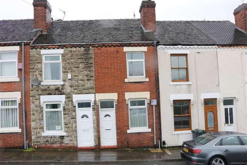2 Bedrooms Terraced House for sale in Bycars Road, Burslem, Stoke-on-Trent