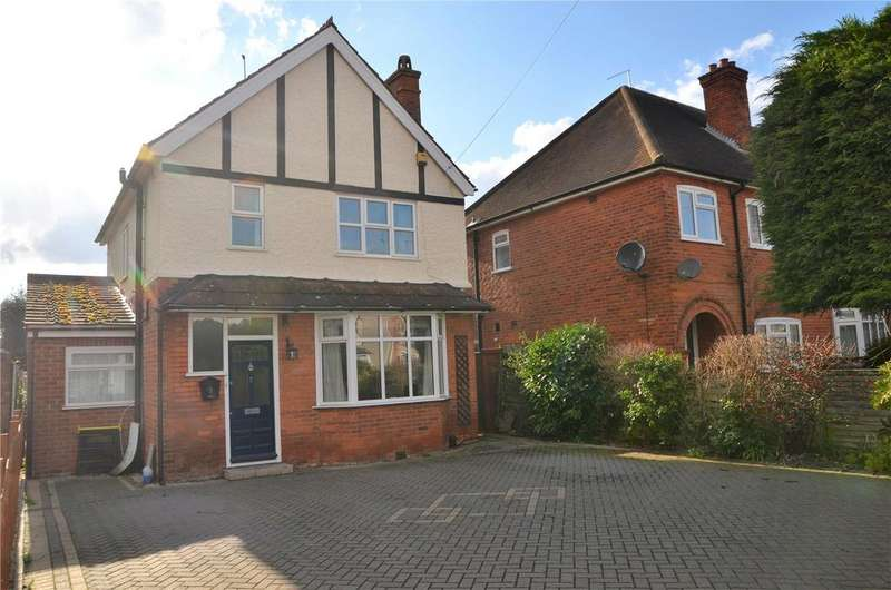 3 Bedrooms Detached House for sale in Westwood Road, Tilehurst, Reading, Berkshire, RG31