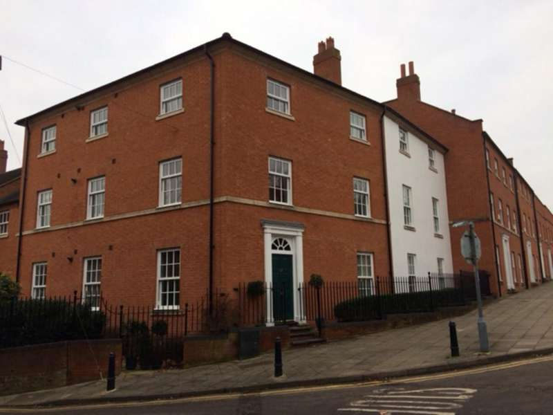 2 Bedrooms Apartment Flat for rent in Beacon Street, Lichfield