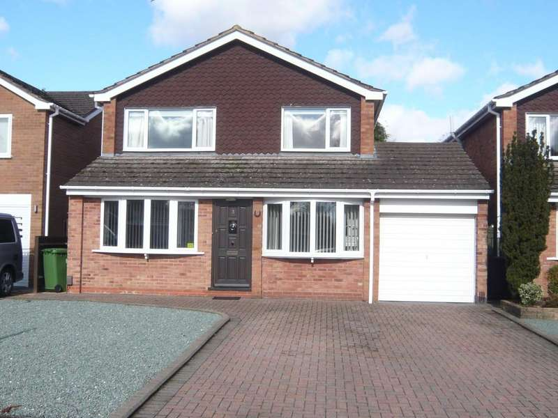 4 Bedrooms Detached House for rent in Belmont Drive, Leamington Spa