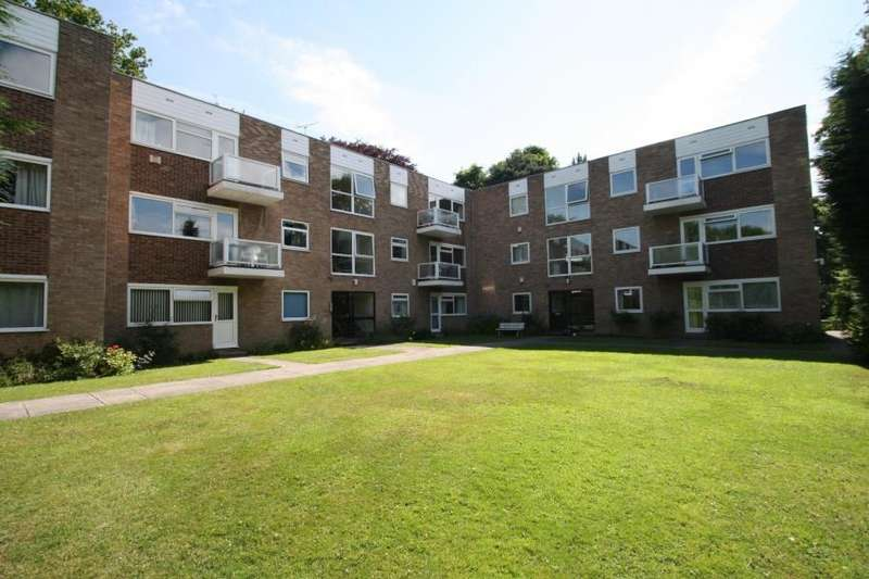 2 Bedrooms Apartment Flat for sale in GARDEN VIEW COURT, PARK VILLAS, ROUNDHAY, LS8 1EA