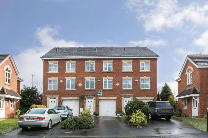 3 Bedrooms Mews House for rent in Herons Wharf, Appley Bridge, WN6 9ET
