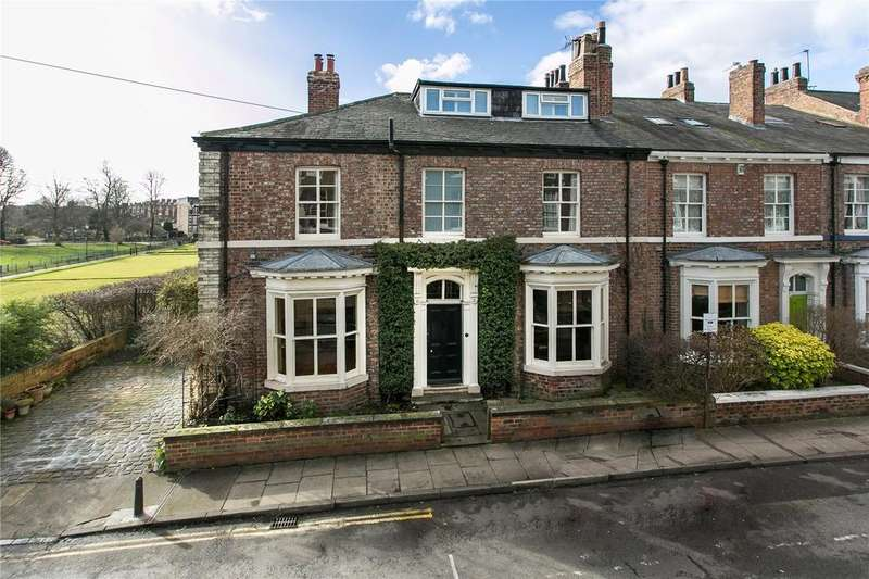 5 Bedrooms End Of Terrace House for sale in East Mount Road, York, YO24