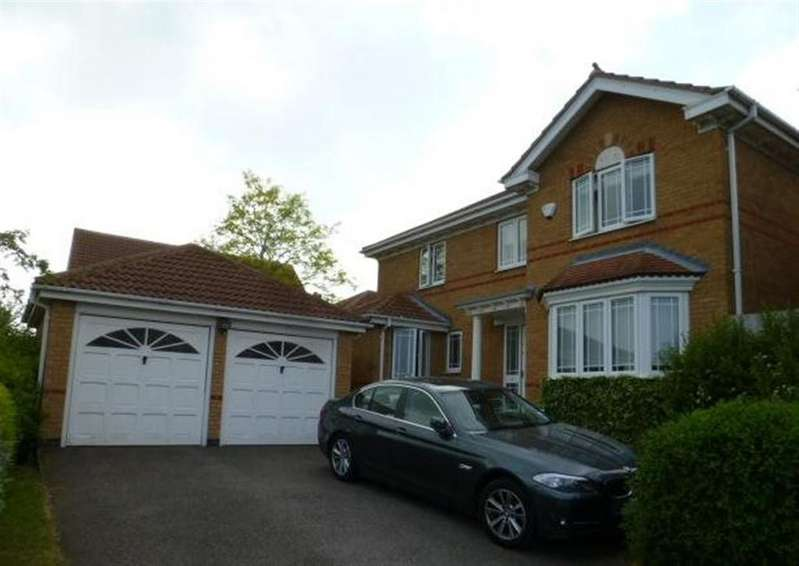 4 Bedrooms House for rent in Gillingham Road, Kettering, Northants