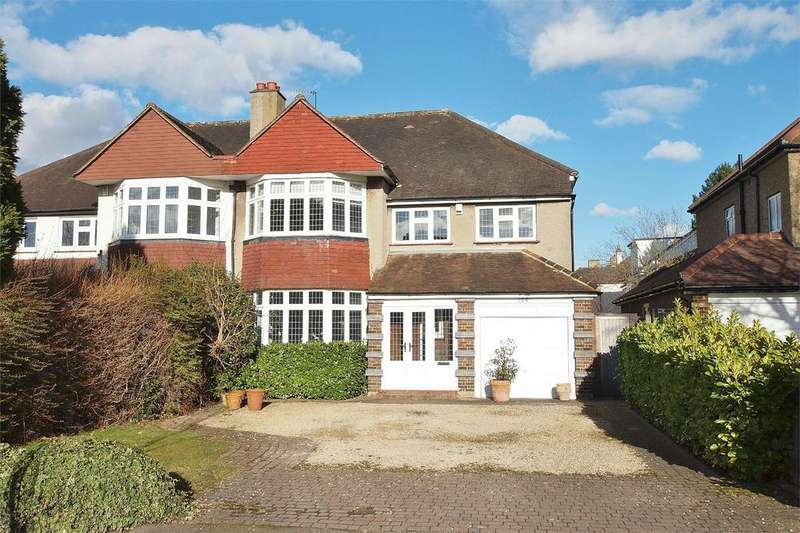 5 Bedrooms Semi Detached House for sale in Wickham Way, Park Langley, Beckenham
