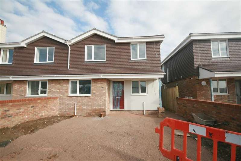 5 Bedrooms Semi Detached House for sale in Southview Road, Peacehaven