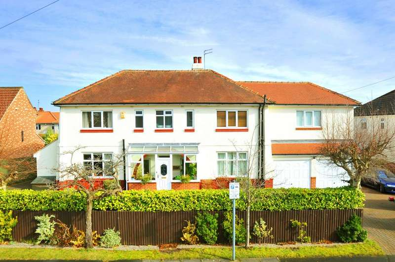 5 Bedrooms Detached House for sale in Apley Close, Harrogate