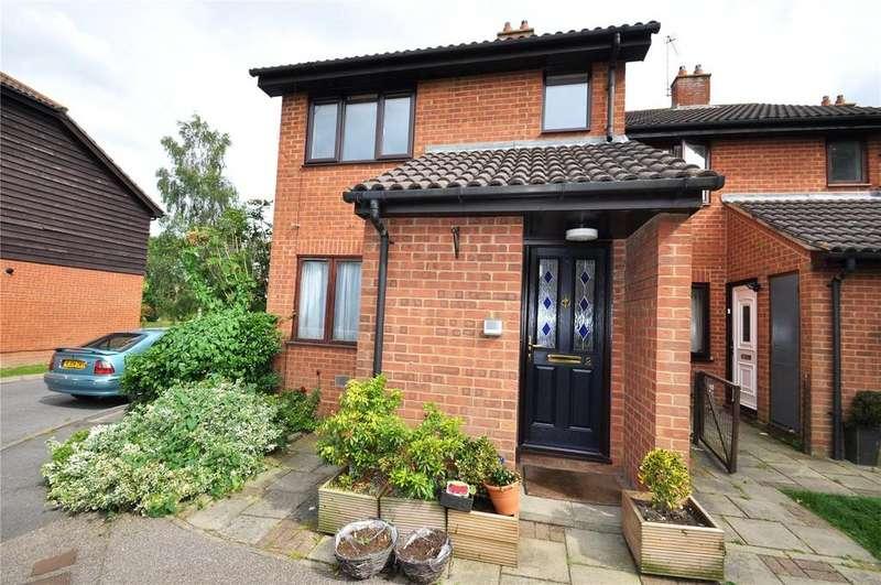 1 Bedroom Maisonette Flat for rent in Larks Ridge, Watford Road, St. Albans, Hertfordshire