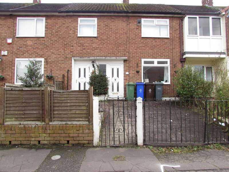 3 Bedrooms Terraced House for sale in Shone Avenue, Peel Hall, Manchester, M22