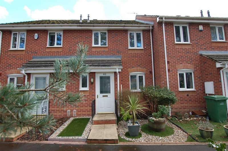 3 Bedrooms Terraced House for sale in Murdoch Drive, Kingswinford, DY6 9HJ