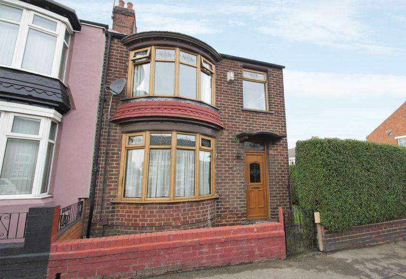 3 Bedrooms Terraced House for sale in Westbury Street, Thornaby, Stockton, TS17 6NB