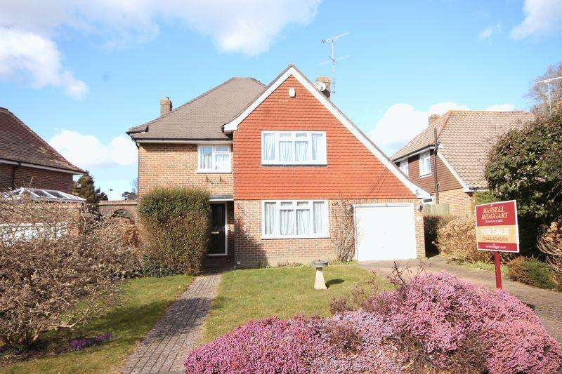 4 Bedrooms Detached House for sale in Pickers Green, Lindfield, West Sussex