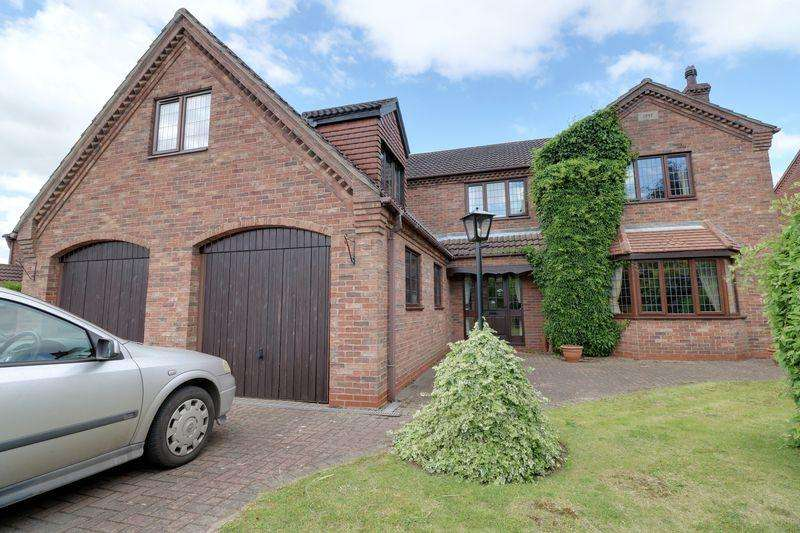 5 Bedrooms Detached House for sale in Avenue Clamart, Scunthorpe