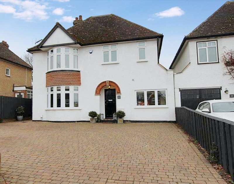 5 Bedrooms Detached House for sale in Clothall Road, BALDOCK, SG7