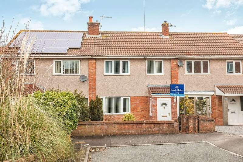 3 Bedrooms Terraced House for sale in Crockerne Drive, Pill, Bristol, BS20