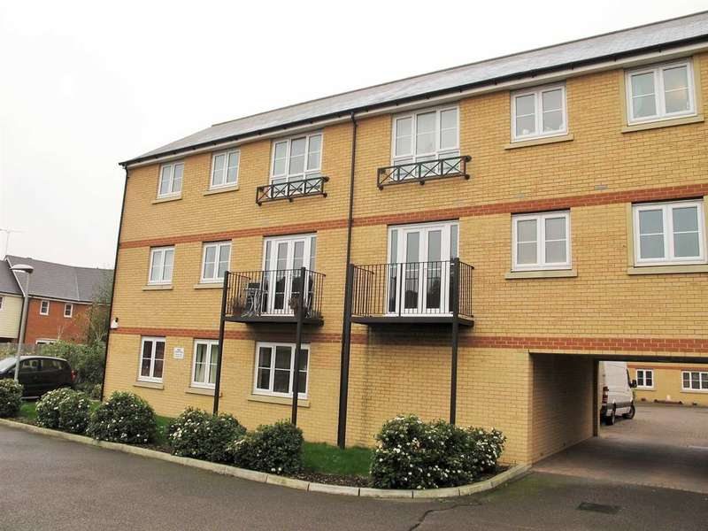 2 Bedrooms Flat for sale in Bridge Road, Wickford