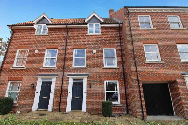 4 Bedrooms Town House for sale in The Albany, Ipswich