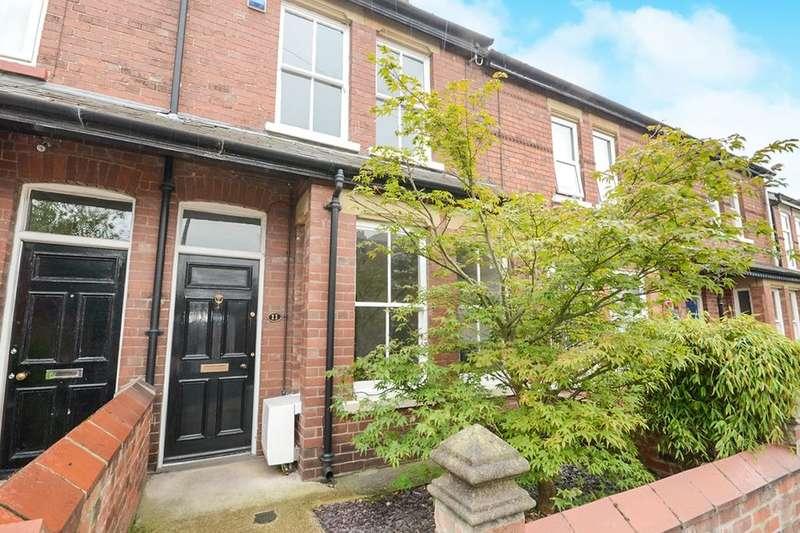 2 Bedrooms Terraced House for rent in Dodgson Terrace, York, YO26