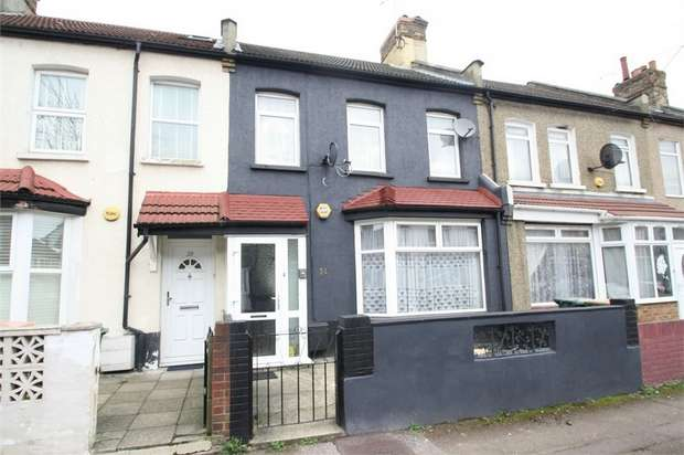 3 Bedrooms Terraced House for sale in Alexandra Road, East Ham, London