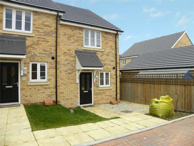 2 Bedrooms End Of Terrace House for sale in Elliott Green, Shortstown, Bedford