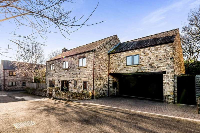 4 Bedrooms Detached House for sale in Harvest Mews, Ossett, WF5