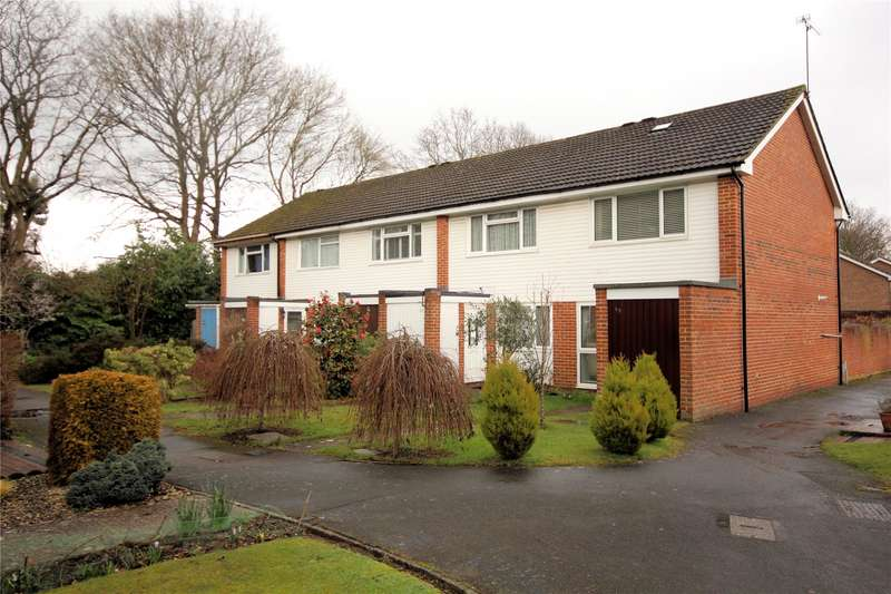 2 Bedrooms End Of Terrace House for sale in Bishops Wood, Woking, Surrey, GU21