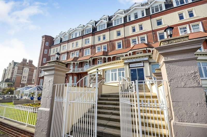 2 Bedrooms Retirement Property for sale in The Sackville, De La Warr Parade, Bexhill-On-Sea, TN40