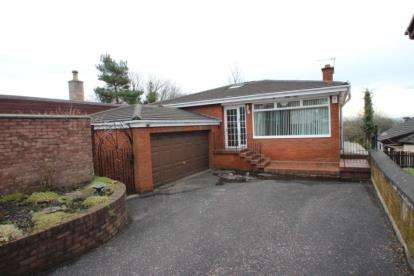 4 Bedrooms Detached House for sale in Grahamshill Street, Airdrie, North Lanarkshire