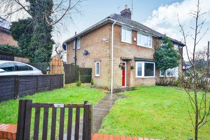 3 Bedrooms Semi Detached House for sale in Glenside, Kirkby In Ashfield, Nottingham