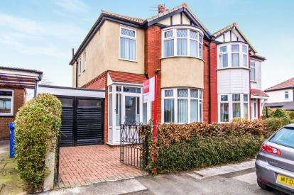 3 Bedrooms Semi Detached House for sale in Aldwyn Park Road, Audenshaw, Manchester, Grearter Manchester