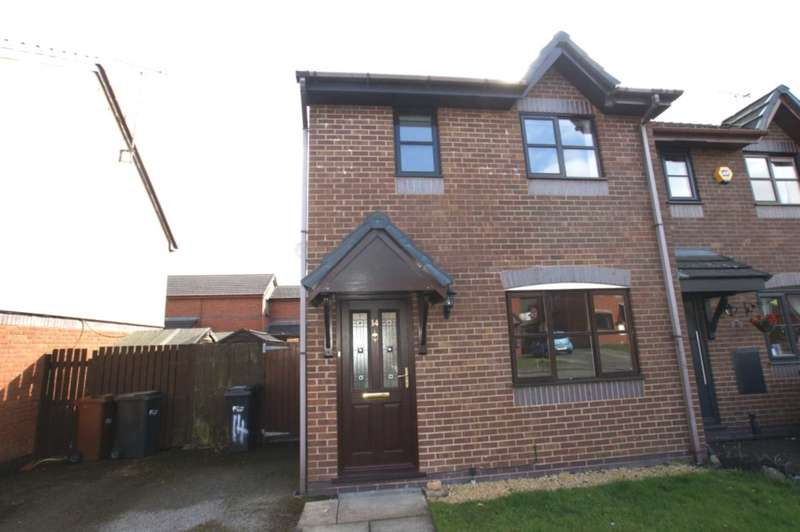 3 Bedrooms End Of Terrace House for rent in Maes Alarch, Rhewl, Holywell, CH8 9QA