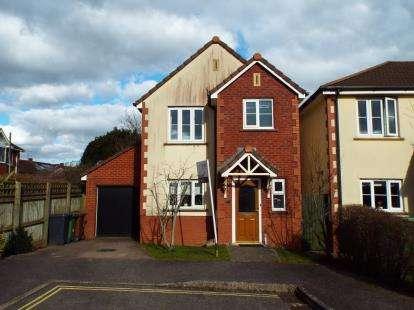3 Bedrooms Detached House for sale in Pinhoe, Exeter, Devon